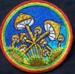 Mushroom Patch (9cms)