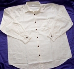 Hemp/Cotton Shirt