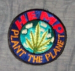 Plant the Planet Patch (20cms)