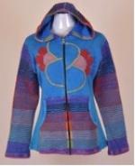 KCWJ-195 Cotton Patchwork Jacket